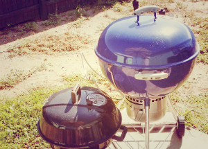 Barbecue bbq kogelbarbecue
