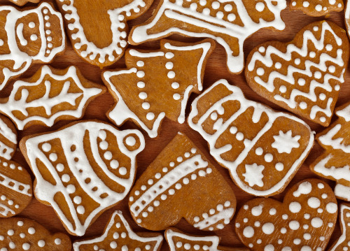 Kerstkoekjes - toekomt