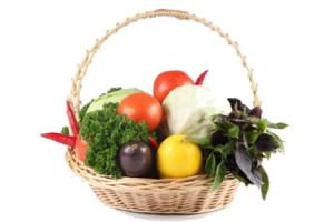 Vicky - Online boodschappen doen - groenten - toekomt