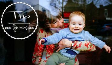 oppassen op de kleinkinderen - met pensioen - tips - toekomt.nl