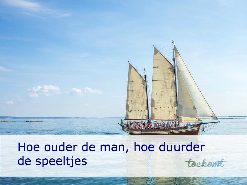 oudere man, duurdere speeltjes - toekomt.nl