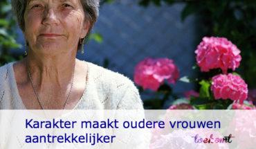 karakter oudere vrouwen aantrekkelijk - toekomt.nl